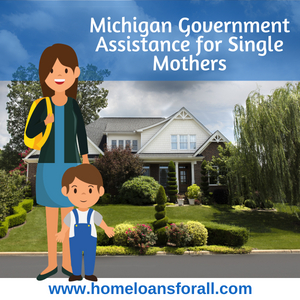 Michigan government assistance for single mothers