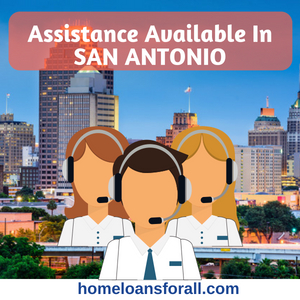 assitance bad credit home loan san antonio