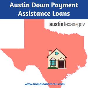 austin down payment assistance loans