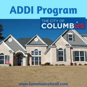 bad credit home loans columbus - addi program