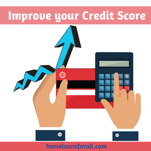 bad credit home loans columbus - improve your credit score