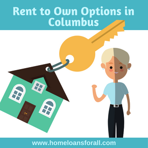 bad credit home loans columbus - rent to own