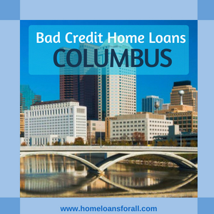 bad credit home loans columbus