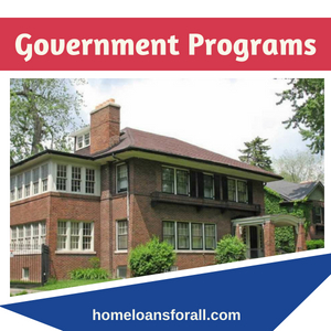 bad credit home loans detroit - government programs