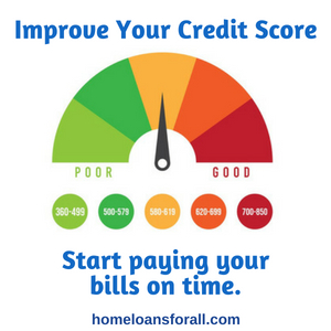 bad credit home loans san francisco - improve your credit score