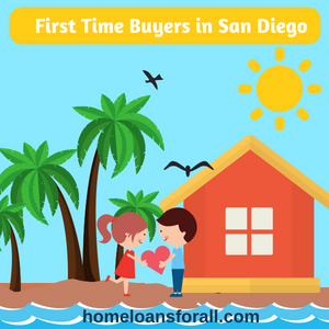 first time home buyer programs with bad credit San Diego