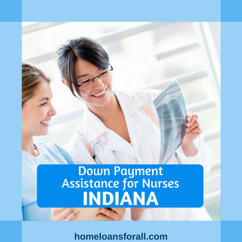 Indiana down payment assistance for nurses header