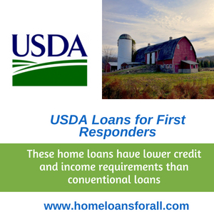 Florida first responder home loans