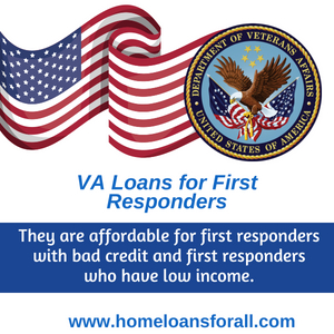 Indiana mortgages for first responders
