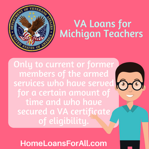 Michigan assistance for home loans