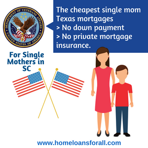 South Carolina home loans for single moms