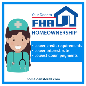 Illinois FHA Loans For Nurses