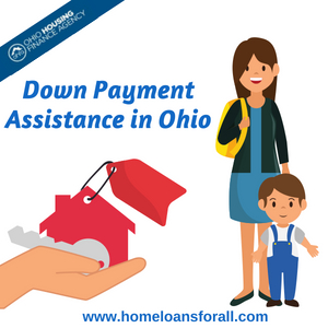 down payment assistance for single mothers in ohio