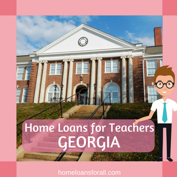 home loan programs in georgia for teachers
