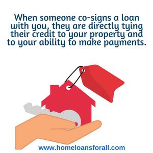 home loans for single moms cosigner