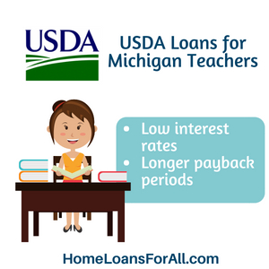 home loans for teachers in michigan
