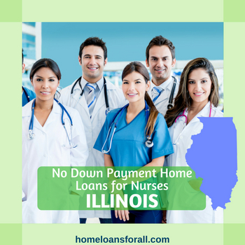 Illinois No Down Payment Home Loans For Nurses header