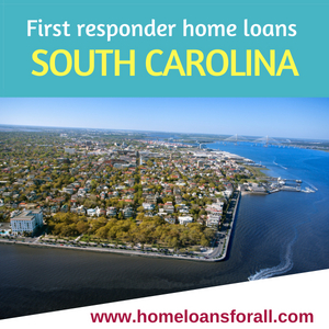 First Responder Home Loans SC | SC Housing for First Responders