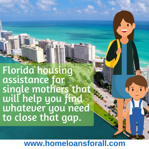 Housing assistance for single mothers in Florida