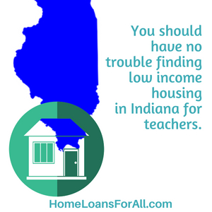 Indiana home loan for teachers