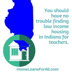 Indiana home loan for teachers