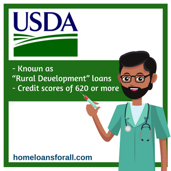 No down payment home loans in Florida for nurses