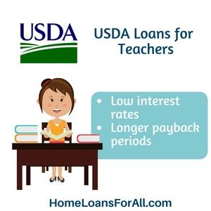 USDA Indiana home loans for teachers