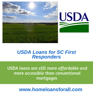 usda loans for sc first responders